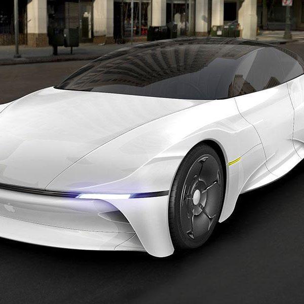 Apple Car не стоит ждать до 2028 года (apple car novaya tesla 10)