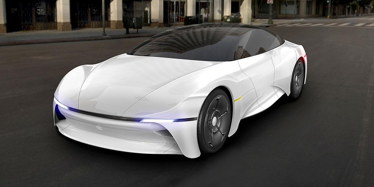 Apple не договорилась с Nissan по проекту электромобиля (apple car novaya tesla 10)