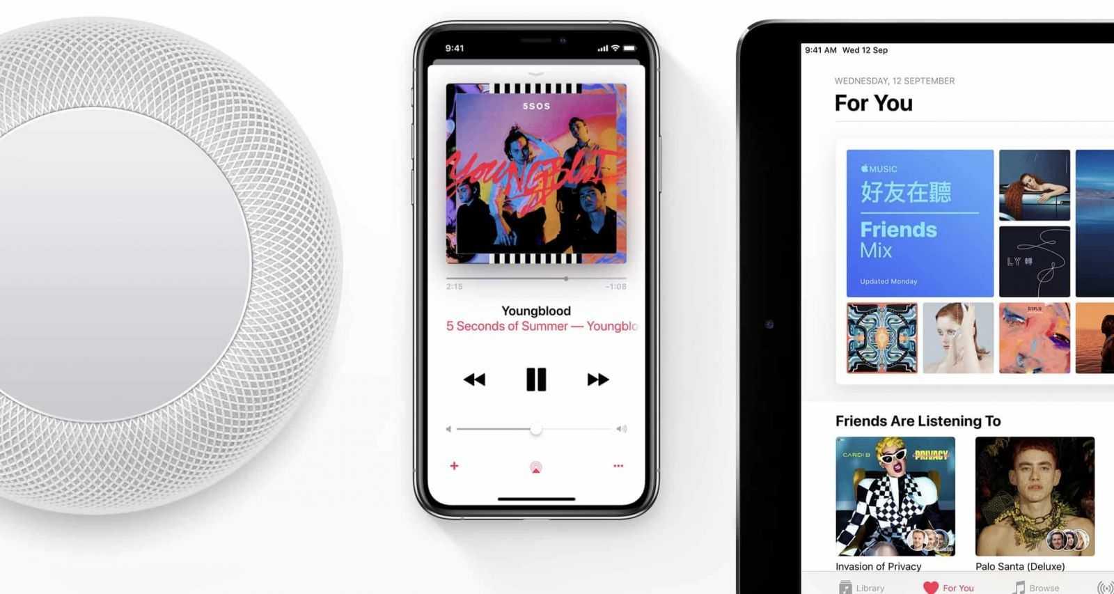 Apple опубликовала рейтинг песен 2020 года из Apple Music (apple music)