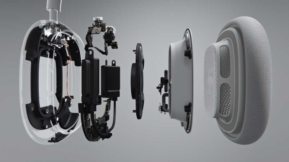 Apple выпустили наушники AirPods Max (apple airpods)