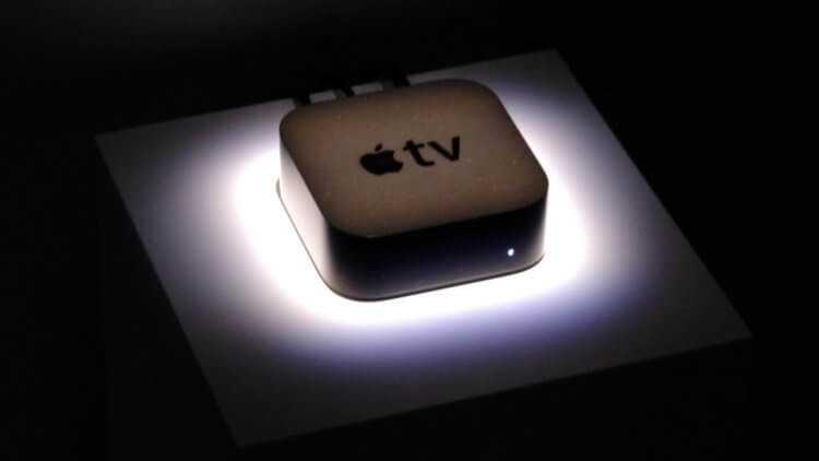 Завтра Apple может показать несколько новинок (appletv red 750x422 1)