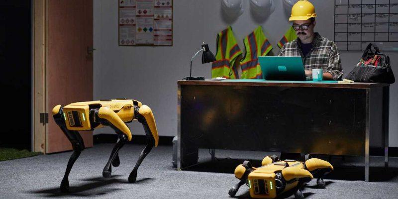 Hyundai купила контрольный пакет акций компании Boston Dynamics (boston dynamics robots)