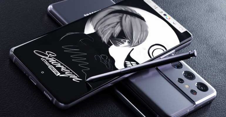 Рассекречены спецификации флагмана Samsung Galaxy S21 Ultra (galaxy s21 ultra silver 770x567 1)