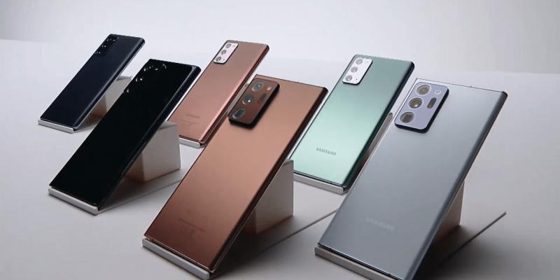 Samsung Galaxy Note 20 Ultra на базе Snapdragon фотографирует хуже, чем версия на Exynos (galaxy note20 series)