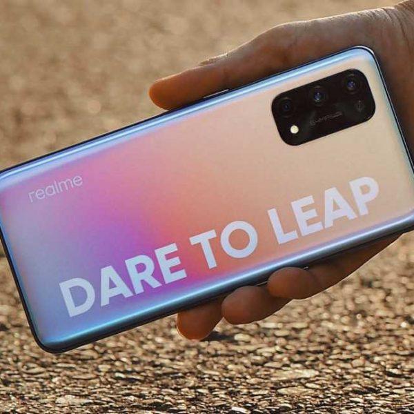 Realme представила смартфон Realme X7 Pro (gsmarena 001 3)