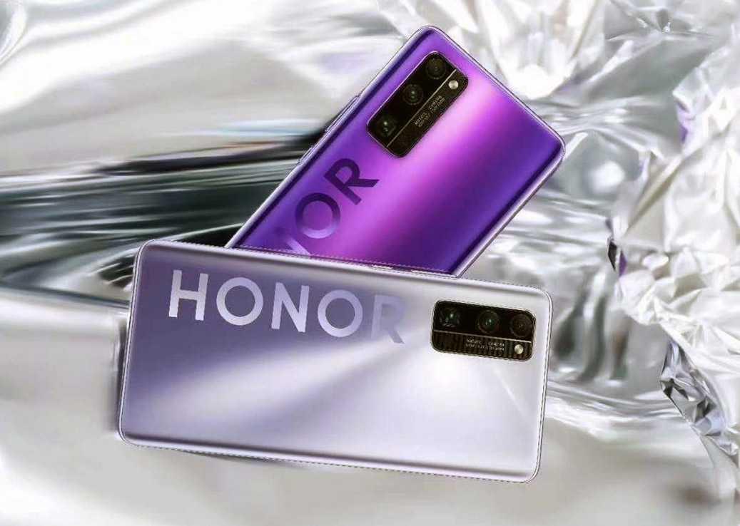 Honor V40 с чипом от MediaTek выйдет в следующем году (honor phones)
