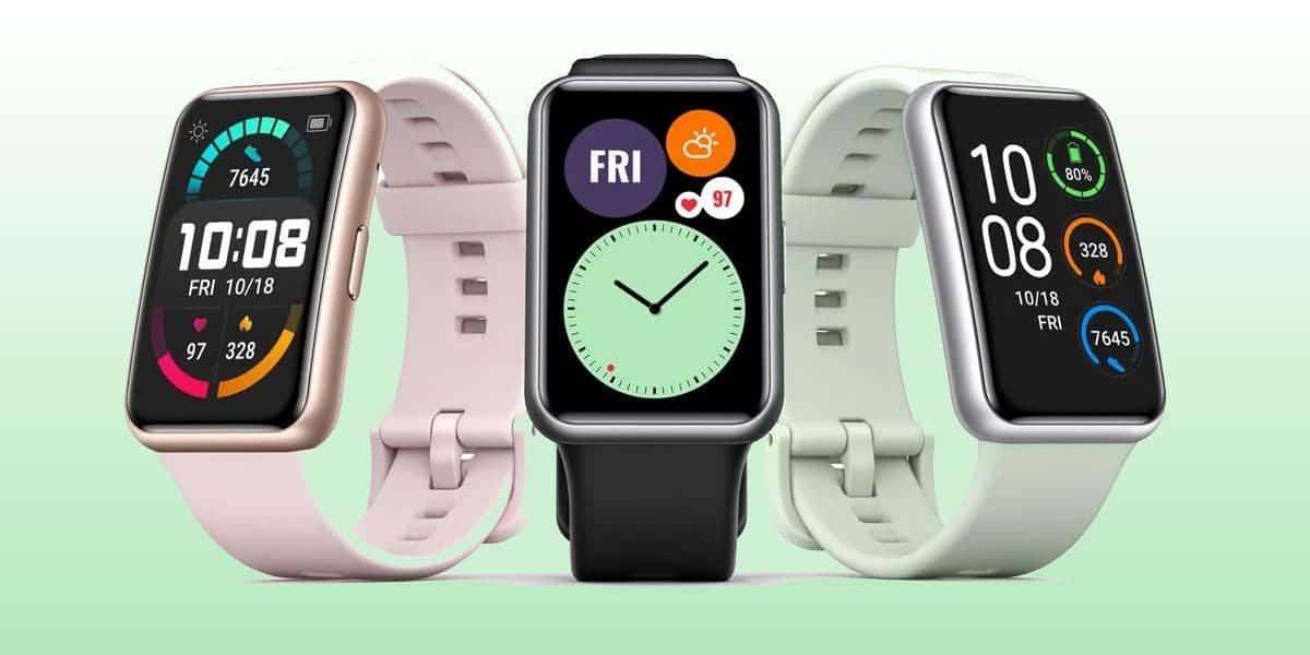 Первые часы Huawei с новейшей HarmonyOS почти готовы (huawei watch fit 2)