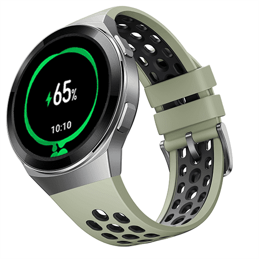 Первые часы Huawei с новейшей HarmonyOS почти готовы (huawei watch gt 2e pc 2 weeks battery life right 1)