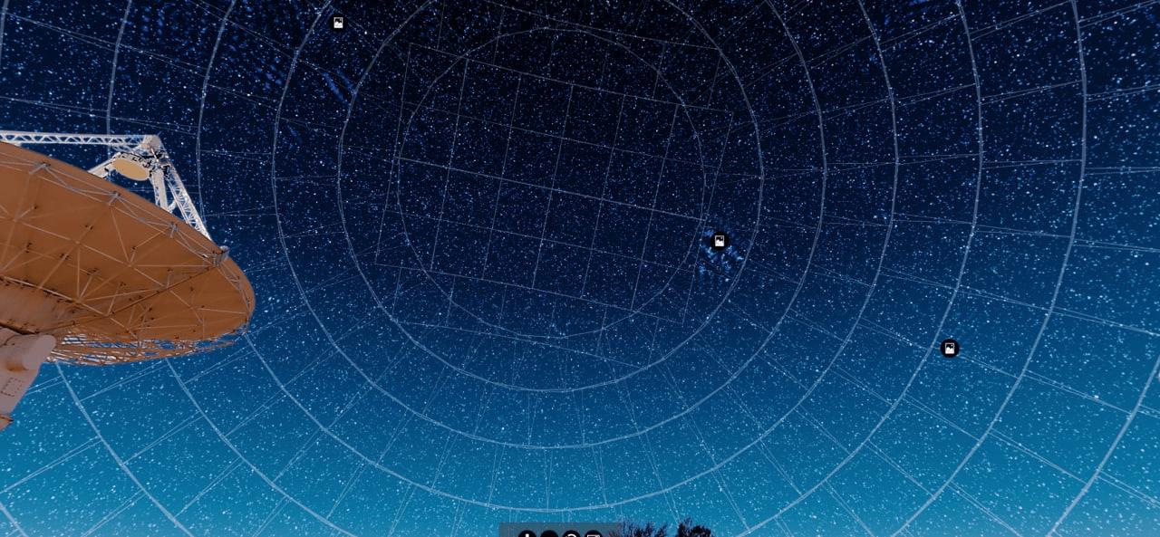 1 миллион новых галактик нашли при исследовании южного неба (image 1)