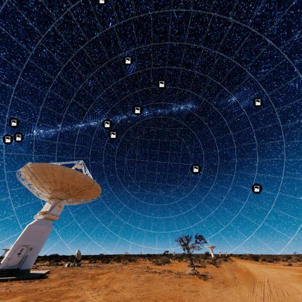 1 миллион новых галактик нашли при исследовании южного неба (image 2)