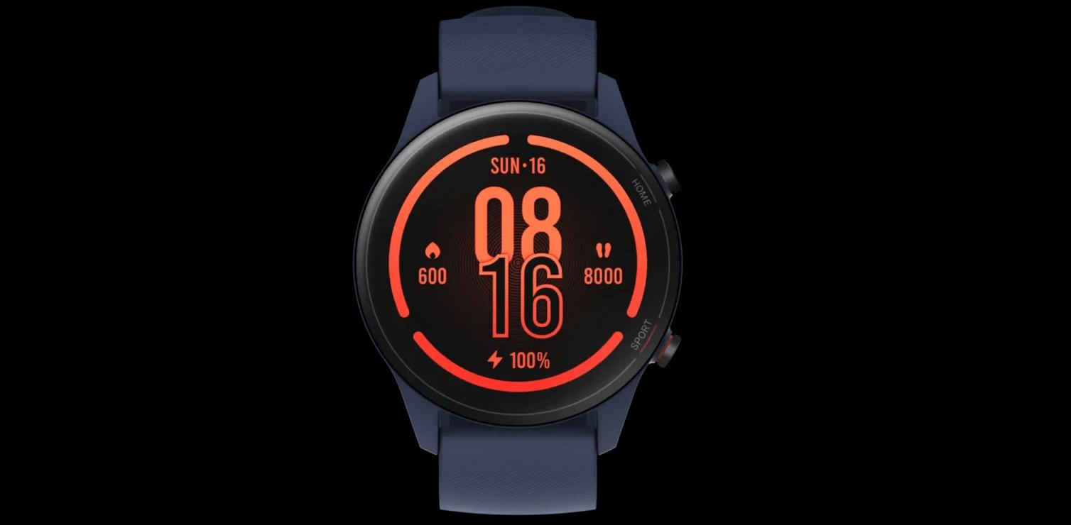 Xiaomi представила умные часы Mi Watch (image 5)