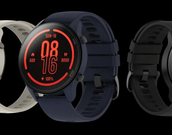 Xiaomi представила умные часы Mi Watch (image 6)