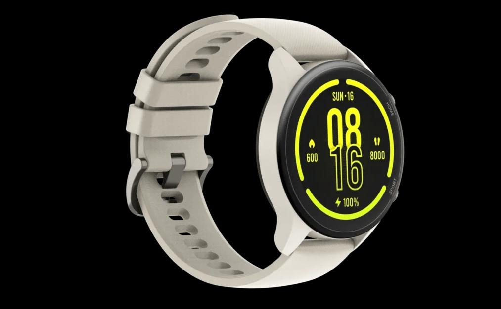 Xiaomi представила умные часы Mi Watch (image 7)