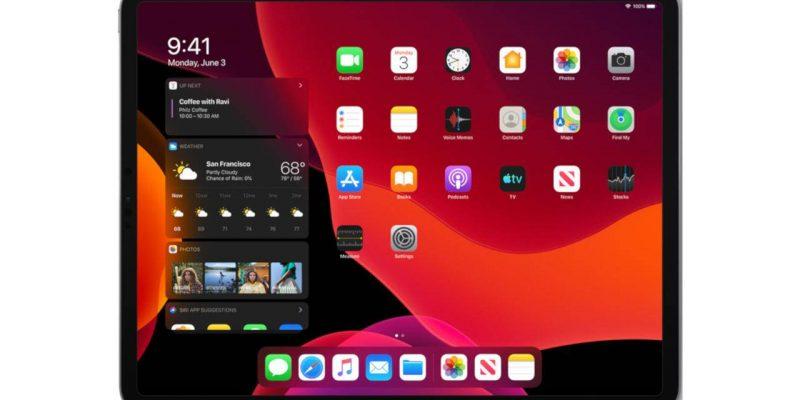 Новые iPad 2021 года будут ещё усерднее пытаться заменить ваш ноутбук (ipad pro ipados 1280x720 1)