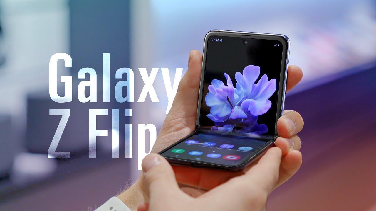 Складной смартфон Samsung Galaxy Z Flip получил Android 11 на месяц раньше обещанного (maxresdefault 7)