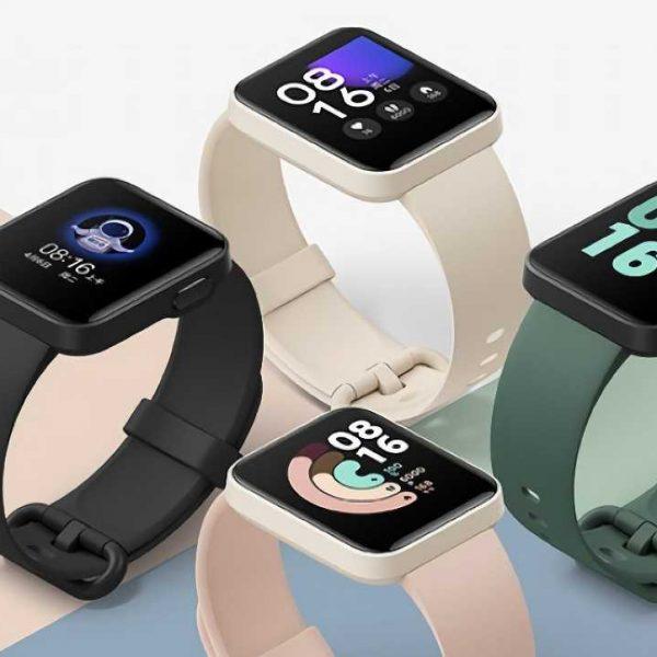 Xiaomi представила умные часы Mi Watch Lite (mg60CzQASzcv)