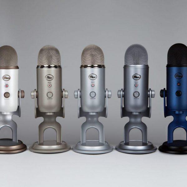 Blue Microphones выпустили в России флагманский USB-микрофон Yeti (mikrofon blue yeti 1)