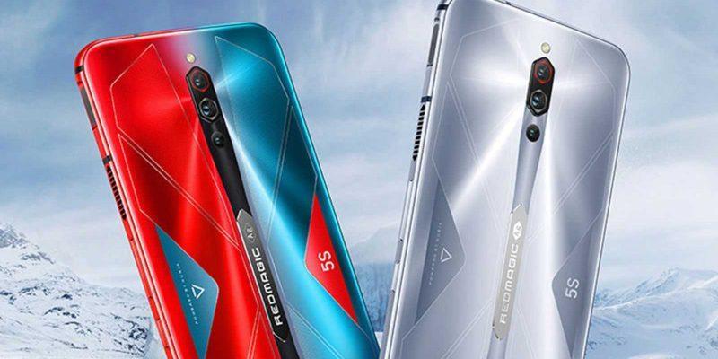Игровой флагман Nubia Red Magic 5S поступил в продажу в России (nubia red magic 5s)