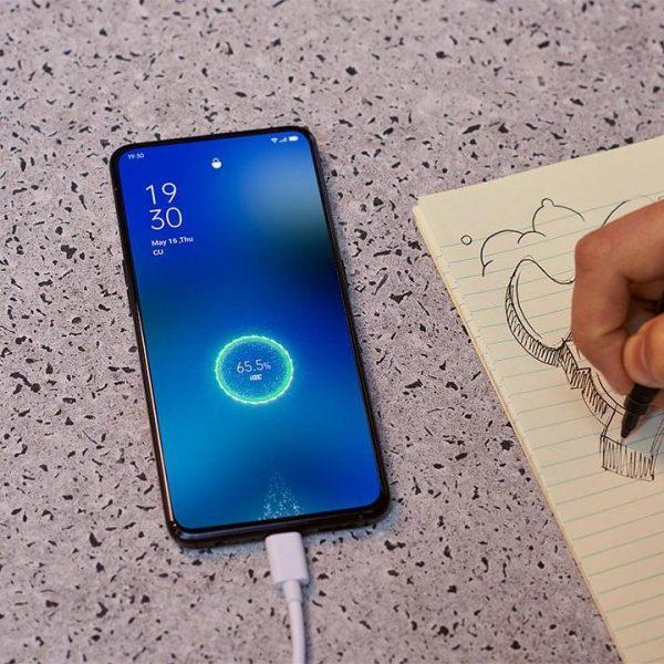 Объявлены смартфоны 2020 года с самой быстрой зарядкой (oppo 65wsupervooc charger)