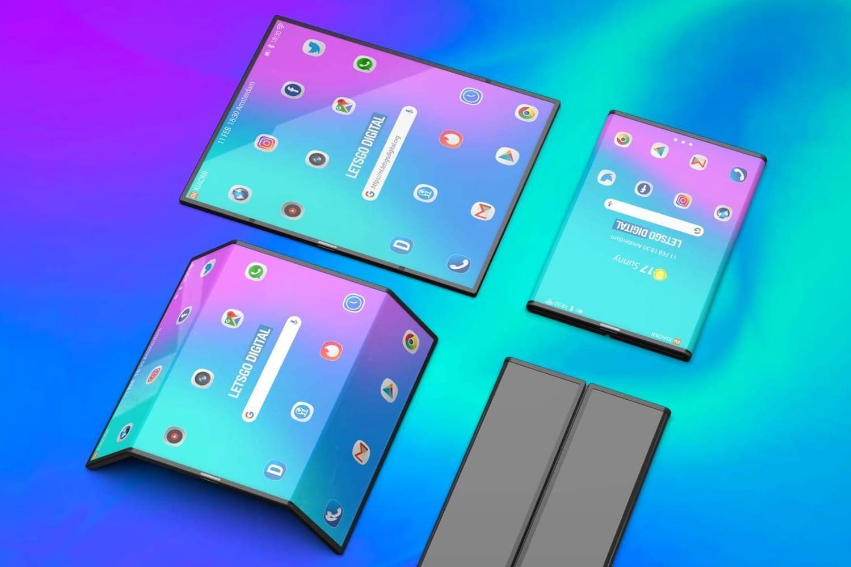 Xiaomi выпустит три складных смартфона в 2021 году ()