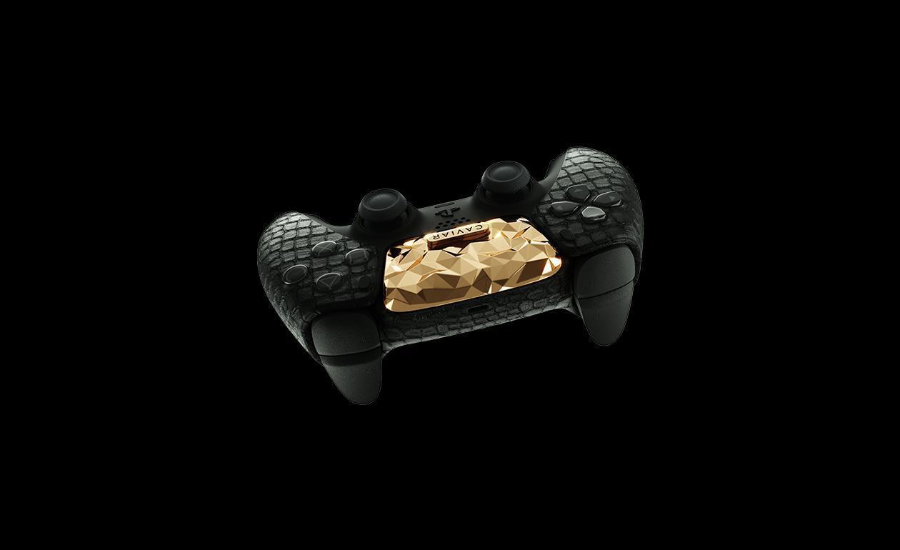Caviar анонсировала полностью золотую PlayStation 5 (ps5 9)
