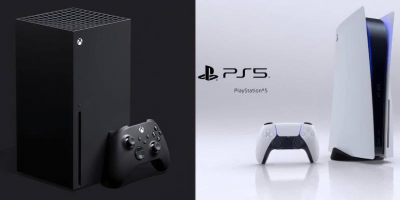 Запуск PlayStation 5 и Xbox Series X повлияет на рынок умных телевизоров (ps5 xsx large large)