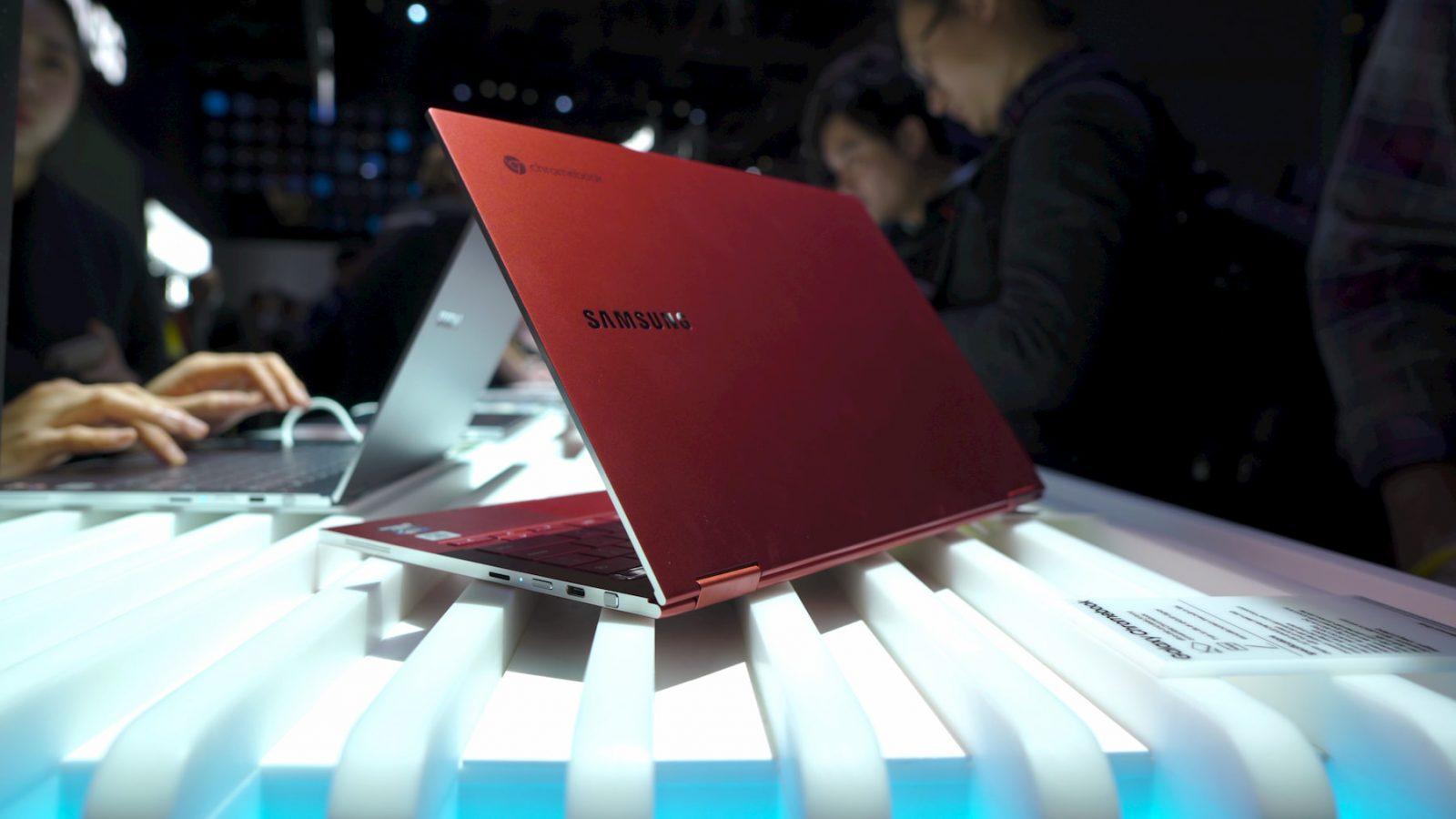 Начался приём предзаказов на ноутбук 2-в-1 Samsung Galaxy Chromebook 2 ()