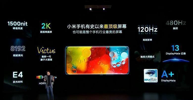 Xiaomi представила первый в мире флагман со Snapdragon 888 - Xiaomi Mi 11 (screen1225 large)