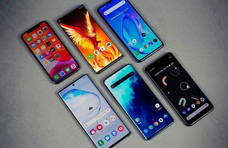 Объявлены смартфоны 2020 года с самой быстрой зарядкой (top 10 luchshih smartfonov 2020)