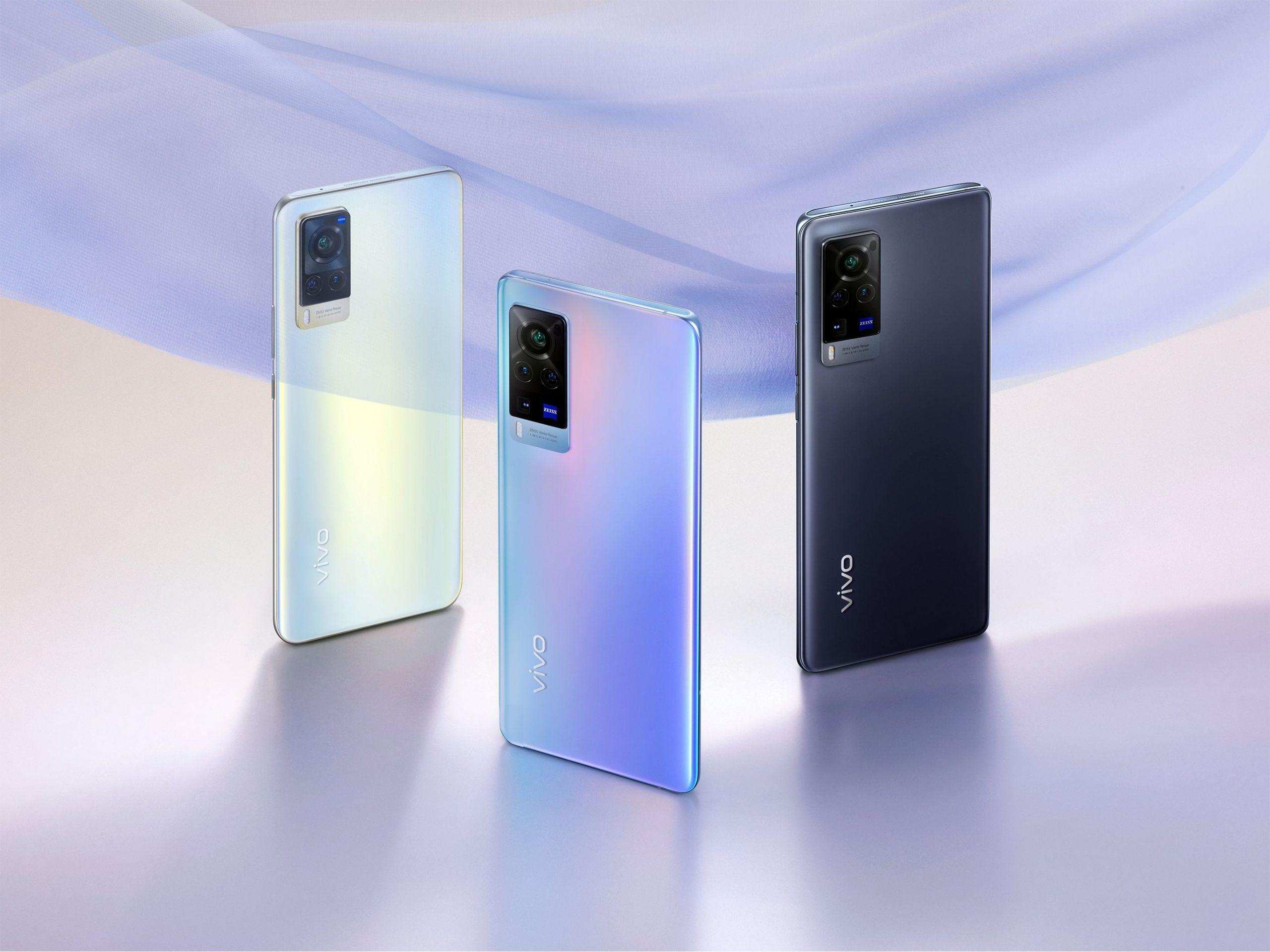 Компания Vivo представила флагманы Vivo X60 и Vivo X60 Pro (vivo X60 and vivo X60 Pro Featured 01 scaled)