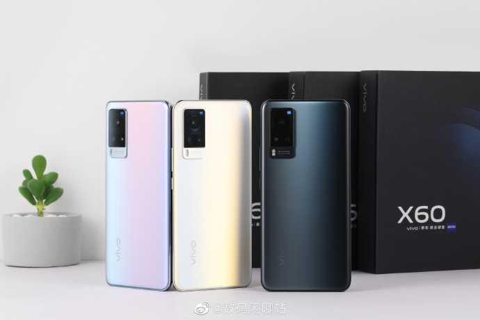 Vivo X60 станет самым тонким 5G-смартфоном в мире. Взгляните на его живые фотографии (vivo x60 live shots 1)