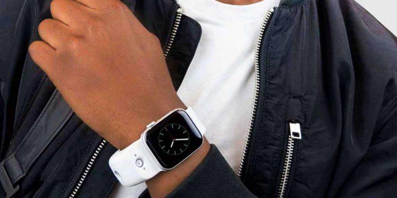 Apple готовится представить Wristcam - ремешок с двумя камерами для Apple Watch (wristcam banner)