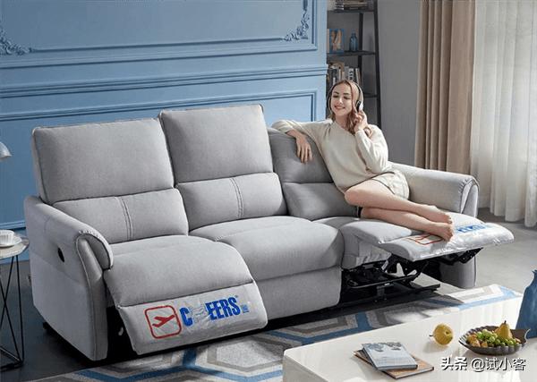 Диван от Xiaomi с регулируемыми спинками и USB-разъёмом (xiaomi cheers sofa)