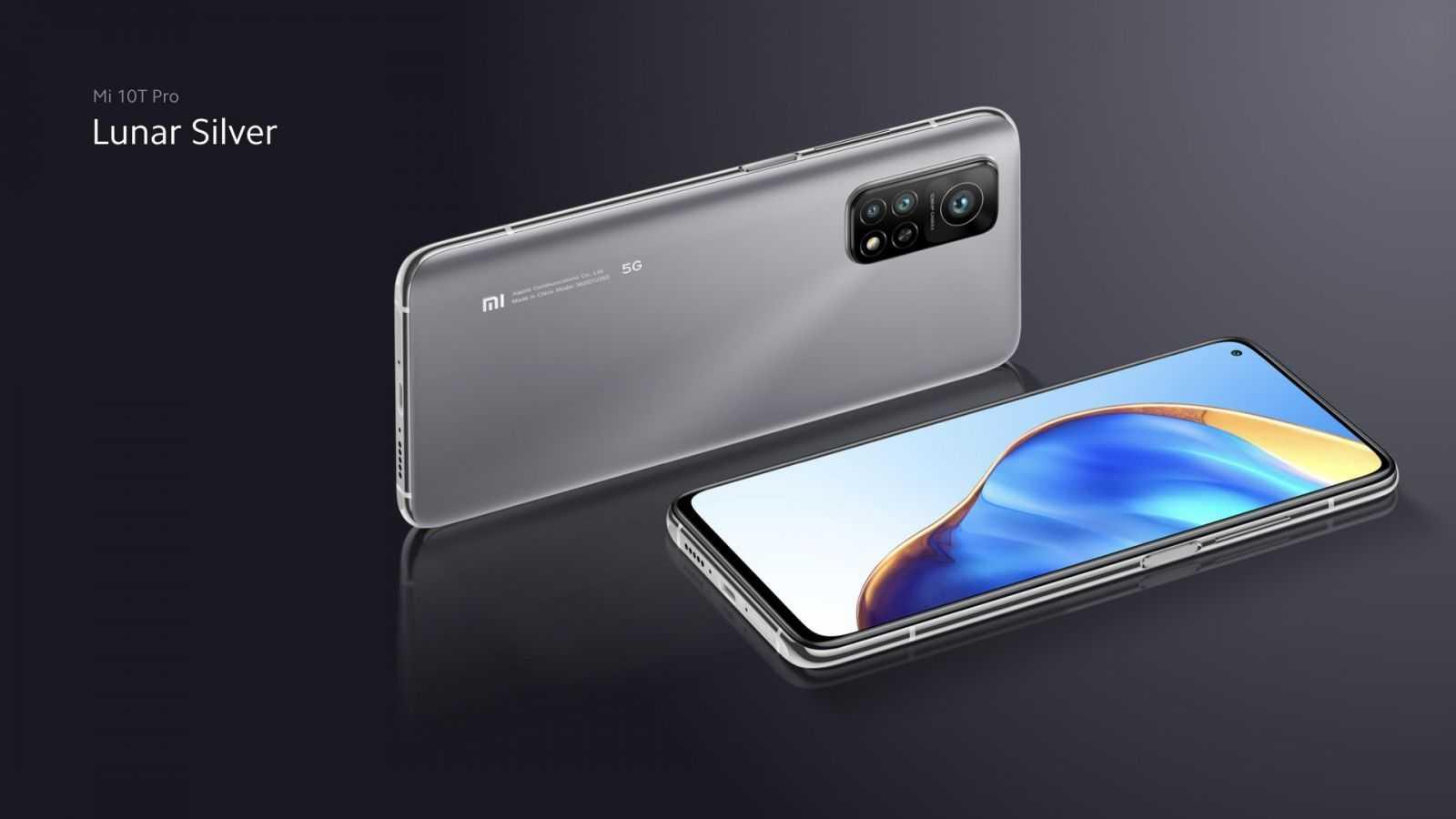 5 лучших смартфонов 2020 года (xiaomi mi 10t)