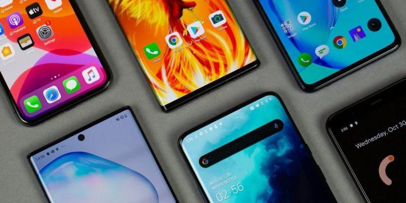 Мировые поставки смартфонов в 2020 году снизились на 8,8% (0 big)