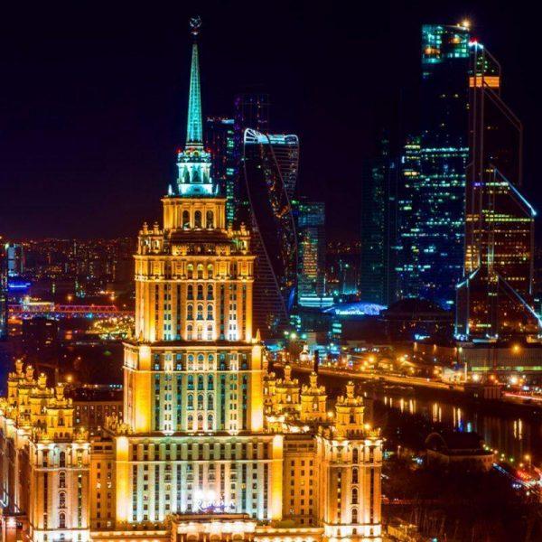 Москва заняла первое место в России по качеству электронных госуслуг (1113555)