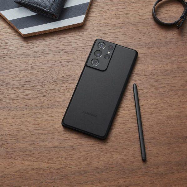 Поддержка стилуса S Pen появится во многих устройствах Samsung (11 galaxys21 ultra lifestyle black spen 201230072042)