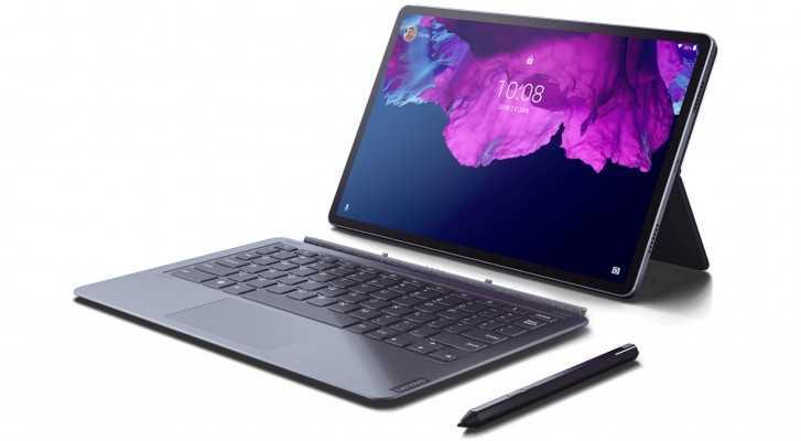 Представлен планшет Lenovo Tab P11 Pro (1599465484 lenovo tab p11 pro 001)