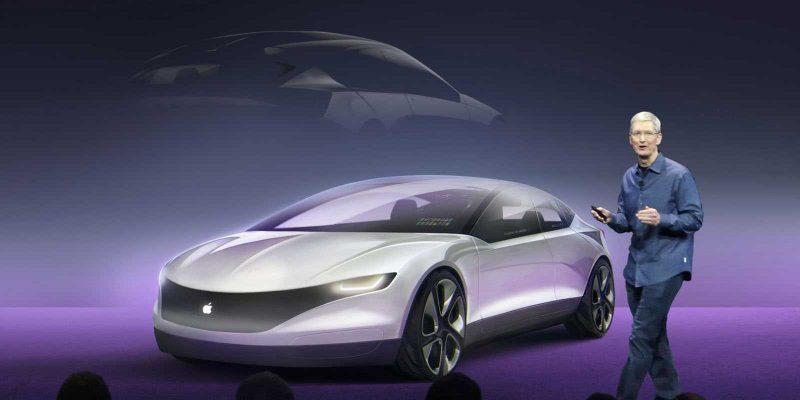 Apple может создать Apple Car вместе с Hyundai (apple car launch 2028)