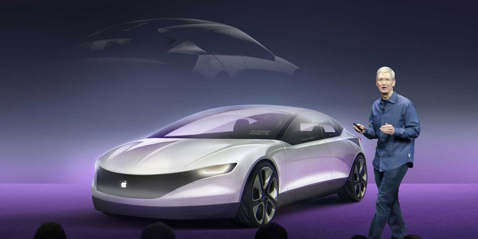 Apple не договорилась с Nissan по проекту электромобиля (apple car launch 2028)