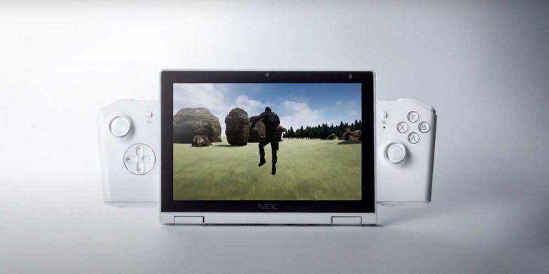 Lenovo и NEC выпустили маленький ноутбук, трансформирующийся в игровую приставку (ces 2021 lenovo lavie mini 3 1200x617 1)