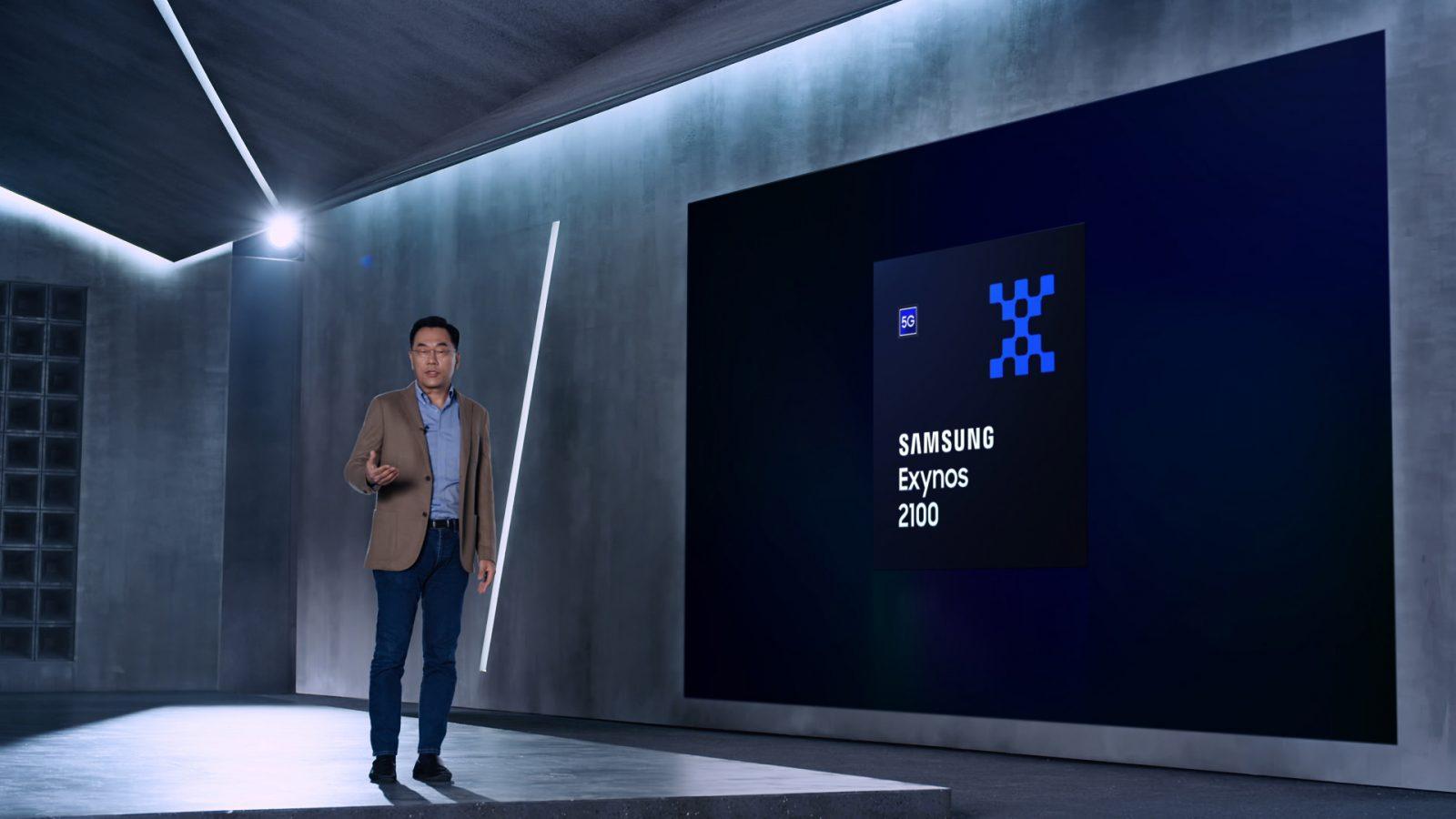 Samsung выпустит три новых чипсета Exynos в 2021 году