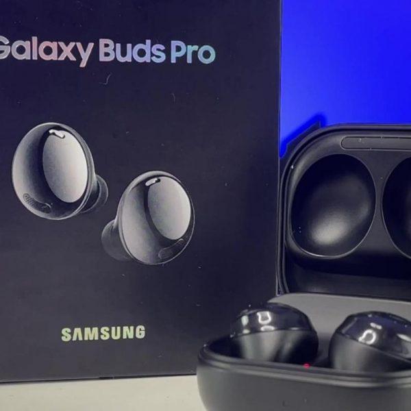 Galaxy Buds Pro засветились в сети до официального запуска (galaxy buds pro)