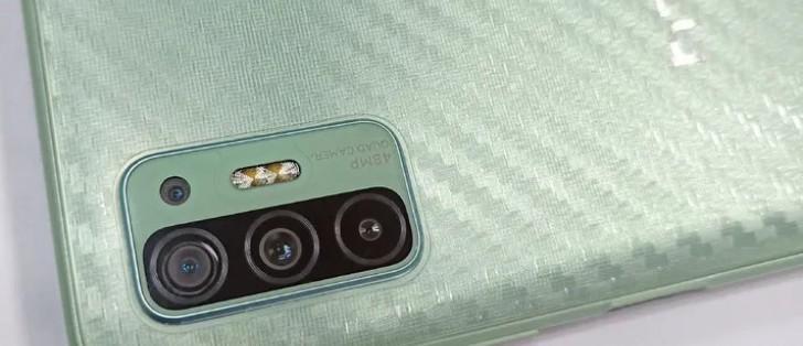 HTC выпустила Desire 21 Pro 5G: дисплей 90 Гц, камера 48 МП и большая батарея (gsmarena 000 1)