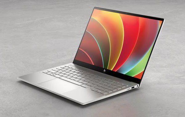 Компьютеры HP готовы для работы на Windows 11 (hp envy 14 frnt left hero 575px)