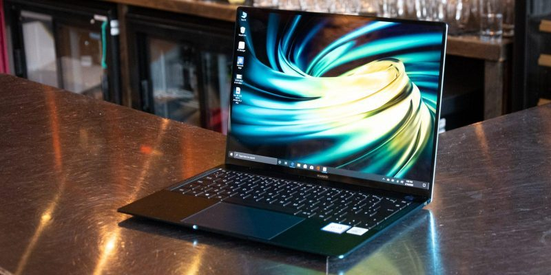 Huawei анонсировала флагманский ноутбук MateBook X Pro 2021 (huawei matebook x pro 003)