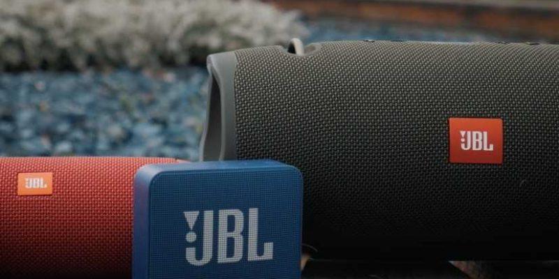 CES 2021: Harman показала колонку JBL Charge 5 (jbl base)