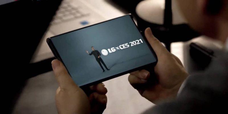 Скручивающийся смартфон LG Rollable может не появиться (lg rollable 1 1280x720 1)