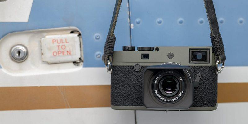 Leica выпустила камеру M10-P Reporter лимитированной серии (m10 p reporter ambient3 rgb)