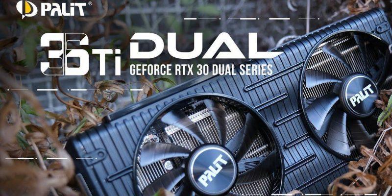 Palit выпустил видеокарты GeForce RTX 3060 Dual и StormX (maxresdefault 2)